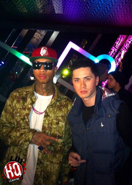 Tyga Light Dreams
