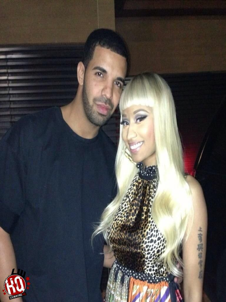 Drake & Nicki Minaj Both Nominated At The 2013 BET Awards