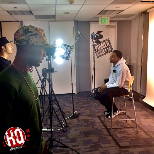 Euro Discusses Hanging Around Lil Wayne, Upcoming Dont Expect Nothing Mixtape & More