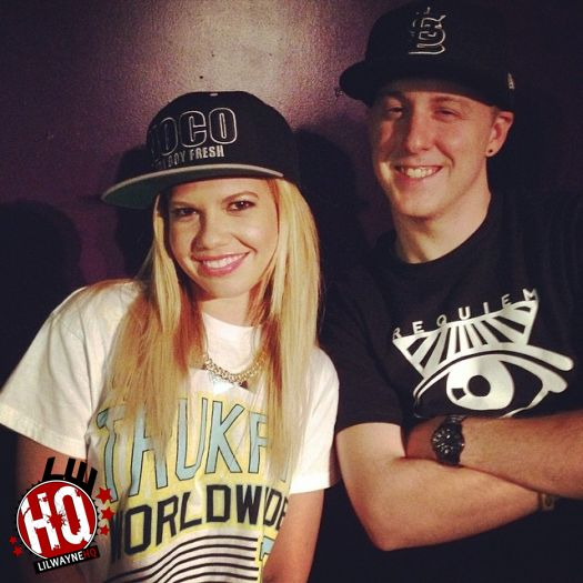 Chanel West Coast Chats About Loving What She Does, Meeting Lil Wayne & More