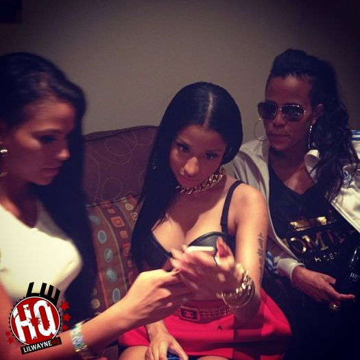 Nicki Minaj Speaks On Not Being Invited To Kanye West & Kim Kardashian Wedding, Lil Herb & More