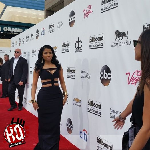 Nicki Minaj Talks About Her Upcoming Single & Announcing Lorde As A Performer At The 2014 Billboard Music Awards