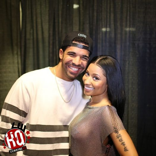 Drake & Nicki Minaj Nominated At The 2014 MOBO Awards