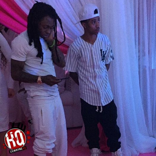 Lil Wayne Fellow Rappers React To Him Wanting To Leave Cash Money Records