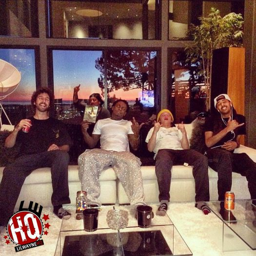 Lil Wayne Tha Carter 5 Album Will Not Be Coming Out, Wants Off Cash Money Records
