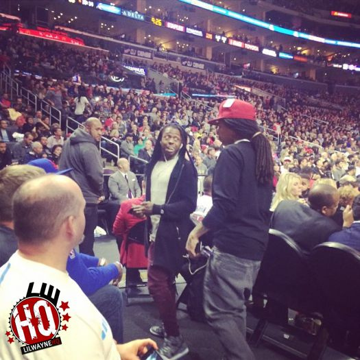 Lil Wayne Chats About Being A Lakers Fan, Dwight Howard, Kobe Bryant & More