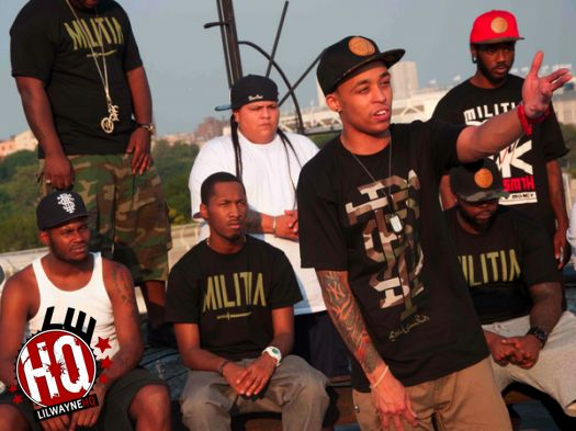 Cory Gunz Arrested For Gun Possession In The Bronx