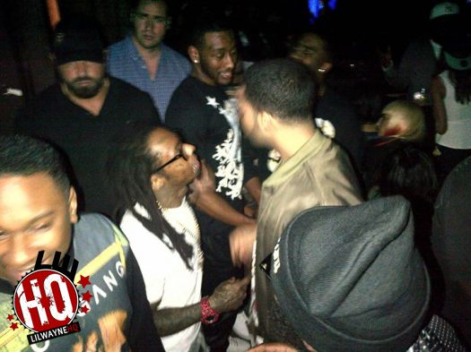 Lil Wayne To Attend The Gatsby In Houston Texas With Drake On June 13th
