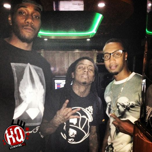 Cortez Bryant Talks Lil Wayne Tha Carter Album Series, New Young Money Compilation & More