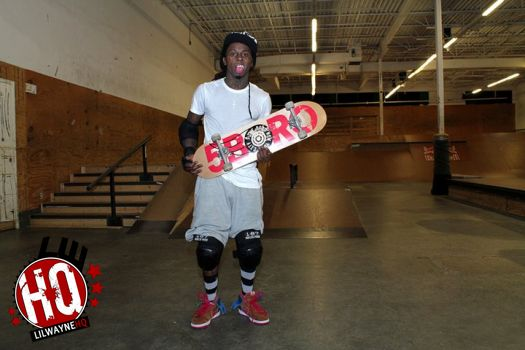 Lil Wayne Nominated For 2011 MTV VMAs x On Set Of Lil Twists New Money Video Shoot