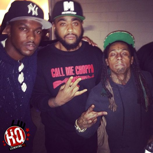 Miami Police Officers Raid Lil Wayne Mansion & Seize 2 Million Dollars Worth Of Property