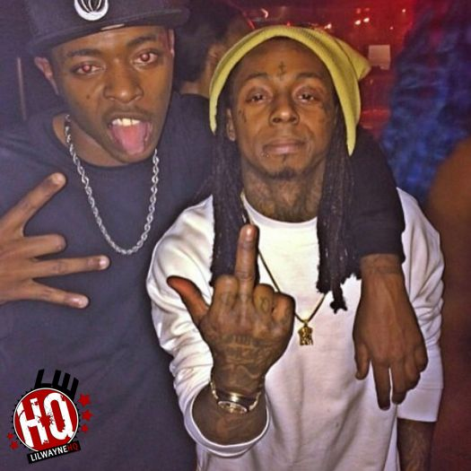 Lil Wayne Receives A Nomination At The 2015 Soul Train Awards