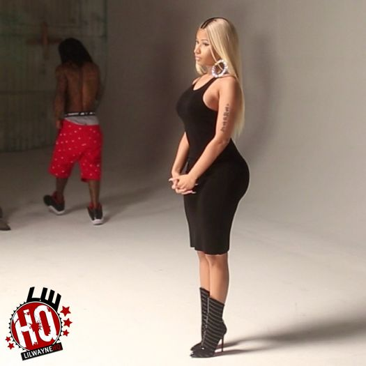Nicki Minaj Talks Upcoming Anaconda Video, Young Money, The Pressure Of Being Skinny & More