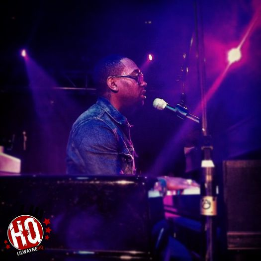 PJ Morton Winter Wonderland Cover