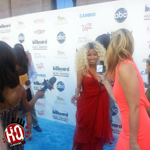 Nicki Minaj Picks Up Three Awards At The 2013 Billboard Music Awards