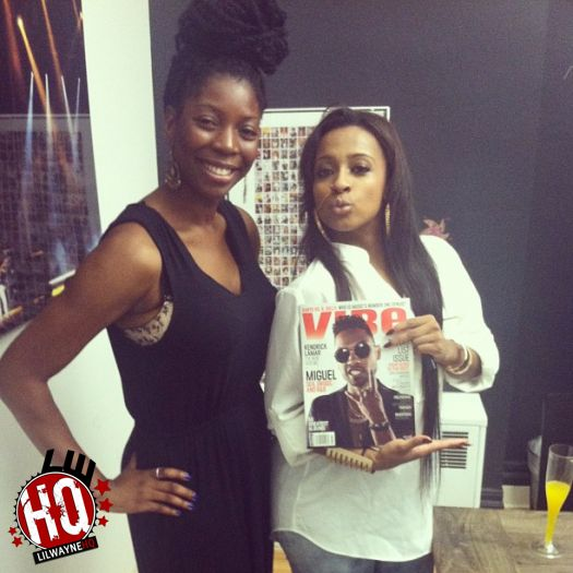 Shanell Chats About Lil Wayne, Young Money, D Woods, Music & More