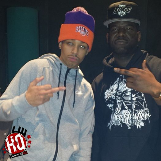 Hell Rell Dope Dealer Freestyle Feat Cory Gunz