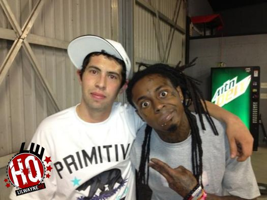 Release Date For The Second Single Off Lil Waynes Upcoming I Am Not A Human Being II Album