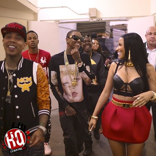 Yung Berg Calls Nicki Minaj One Of His Best Friends & Says The Pink Print Is The Female Blueprint