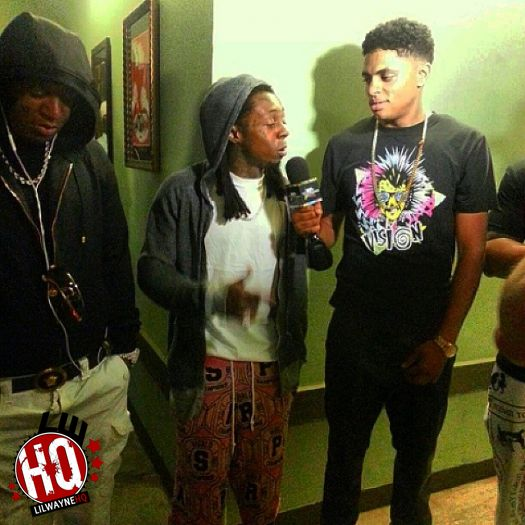 Loaded Lux Believes Lil Wayne Can Battle Rap & He Was Just Being Humble When He Said He Couldnt