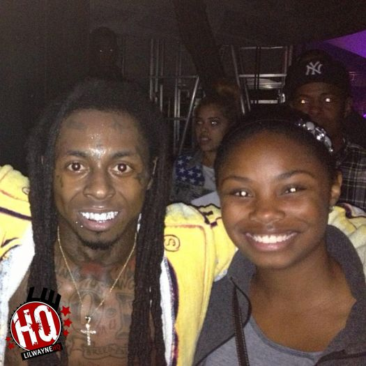 Lil Wayne Most-Likely To Walk Floyd Mayweather To The Ring Against Saul Alvarez