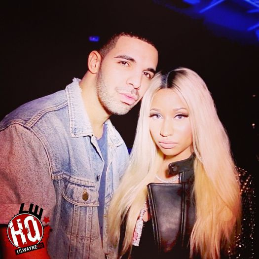 Nicki Minaj Receives 5 Nominations & Drake Earns 2 Nominations At The 2015 MTV EMAs