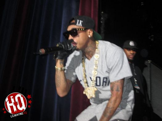 Tyga Will Perform Live At The 2013 AVN Awards