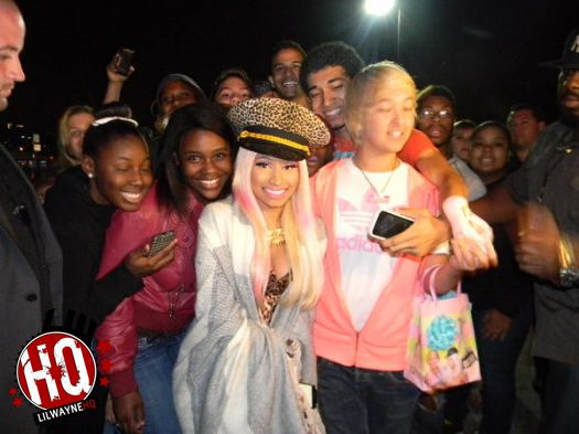 Nicki Minaj Will Star In Reality TV Show Trilogy This November