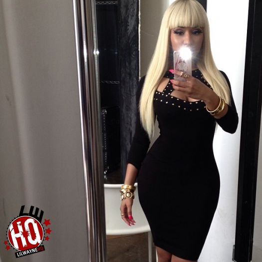 Nicki Minaj Chats About Her Style, New Look, Minajesty Perfume & More