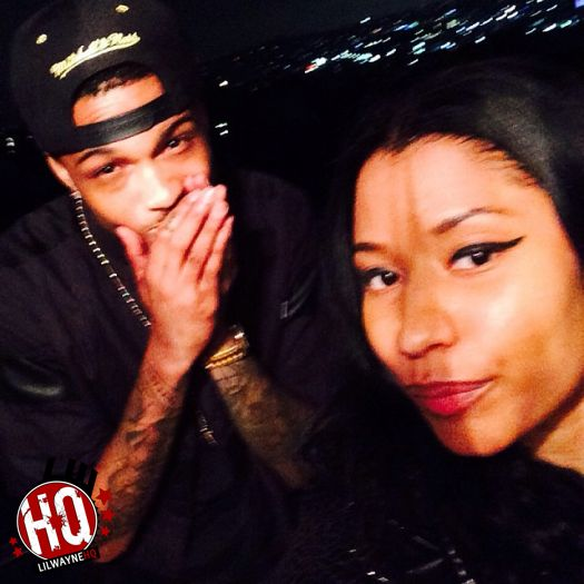 August Alsina Previews His No Love Remix Featuring Nicki Minaj