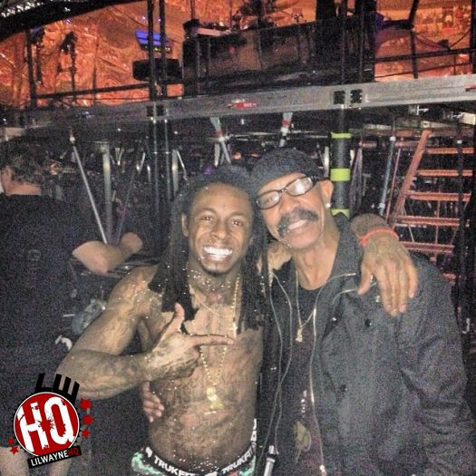 Drake Dad Dennis Graham Explains Why His Son Got A Tattoo Of Lil Wayne