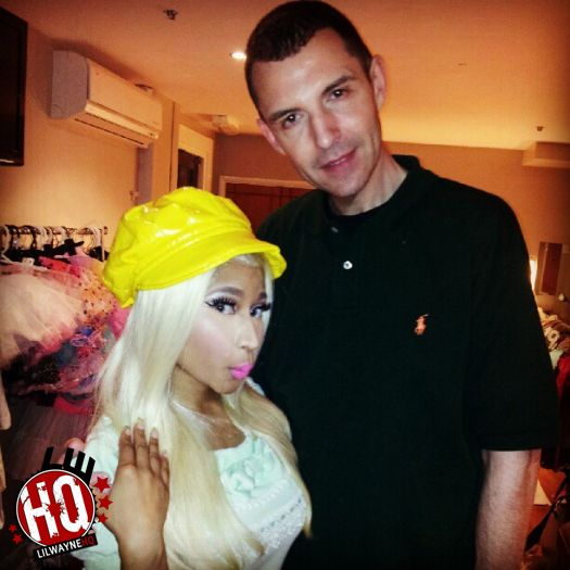 Nicki Minaj Interview With Tim Westwood On June 23
