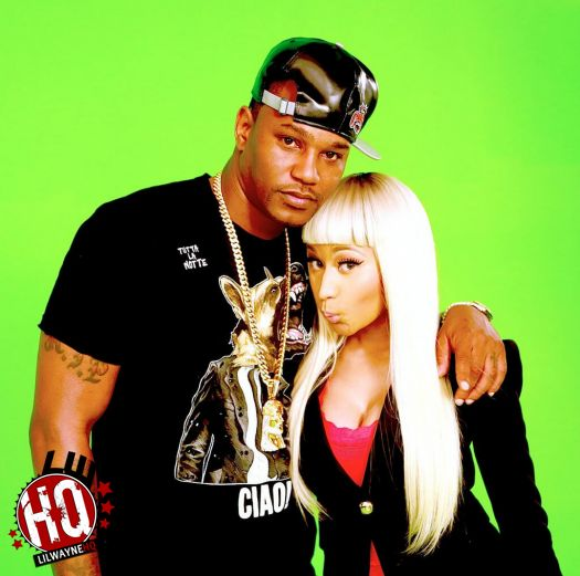 Camron Has A Nicki Minaj Feature On One Of His Upcoming EPs