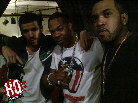 Busta Rhymes Chats Working With Young Money Artists & Upcoming Song Featuring Drake