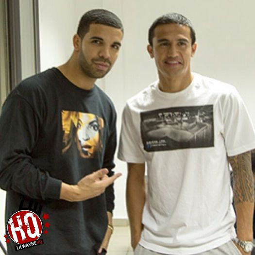 Drake Calls Mario Balotelli The 2Pac Of Soccer, Speaks On Football, Tim Cahill & More