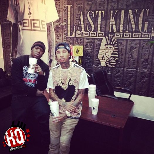Birdman Shares His Thoughts About Whats Going On With Tyga Right Now