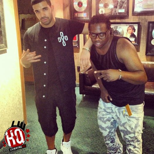 Detail Discusses His Nothing Was The Same Studio Session With Drake In Toronto