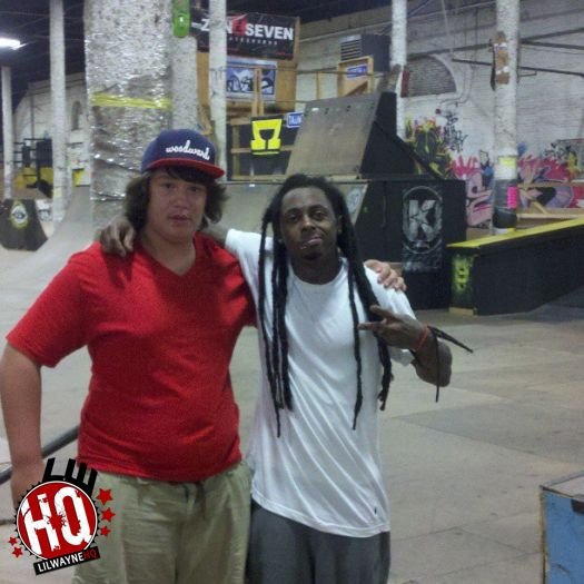 Lil Wayne Blunt Blowin Song Goes Platinum