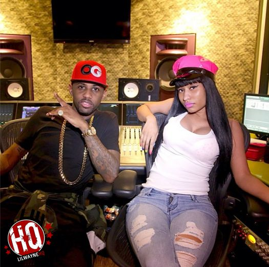 Fabolous Speaks On Working With Nicki Minaj & Her Anaconda Artwork