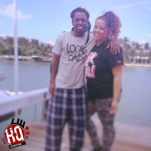Lil Wayne Plays His Dedication 5 Mixtape For Mack Maine & Gudda Gudda