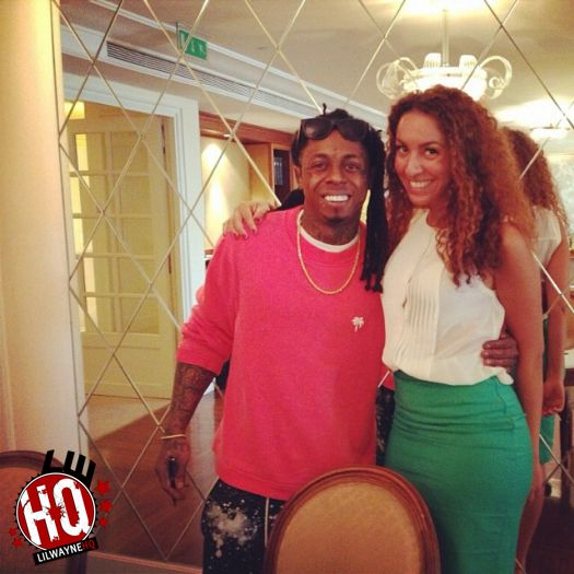 Lil Wayne Discusses Kobe Bryant & Floyd Mayweather Promoting His Tha Carter 5 Album