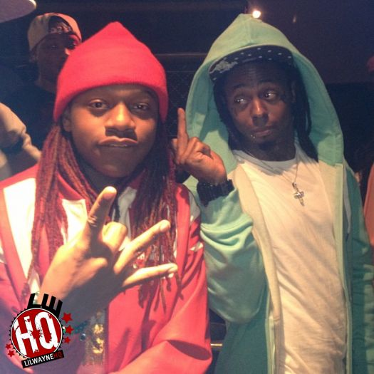 Turk Zip It Feat Lil Wayne