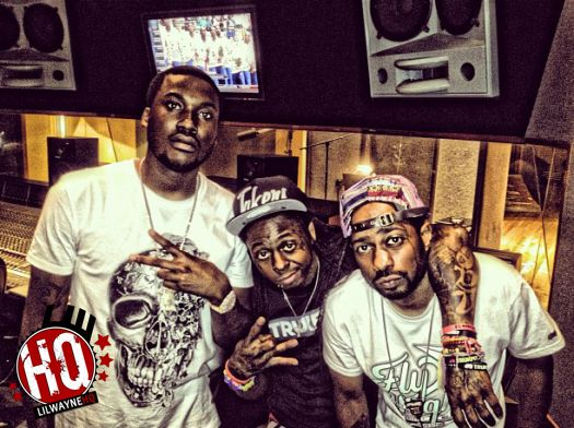 Meek Mill Shows Love To Lil Wayne On ESPN First Take Sports Show
