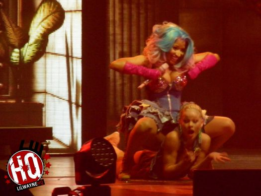 Nicki Minaj Confirmed As A Performer At The 2012 American Music Awards