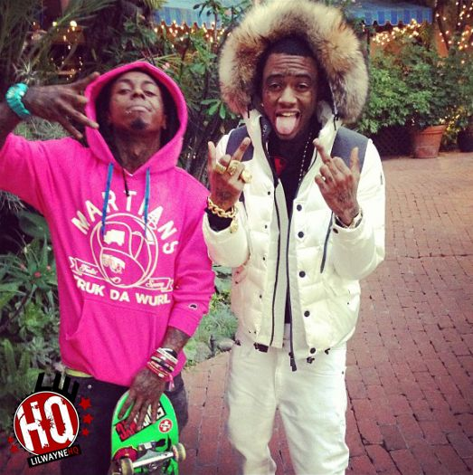 Soulja Boy Says He Produced & Rapped On Lil Wayne I Am Not A Human Being 2 Album