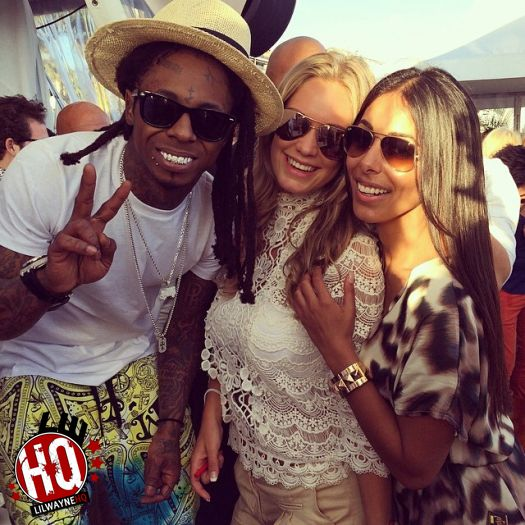 Lil Wayne Performs Live At Hot 97 2014 Summer Jam Music Festival