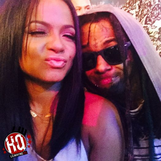 Christina Milian Speaks On If She Can See Her & Lil Wayne Getting Married, Rebel Video & More