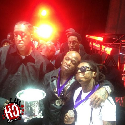 Birdman Says Him & Lil Wayne Are Going To Iron Out Their Differences