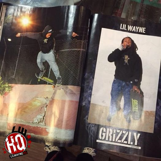 Lil Wayne Previews Freestyle Over ILOVEMAKONNEN Tuesday Off Sorry 4 The Wait 2