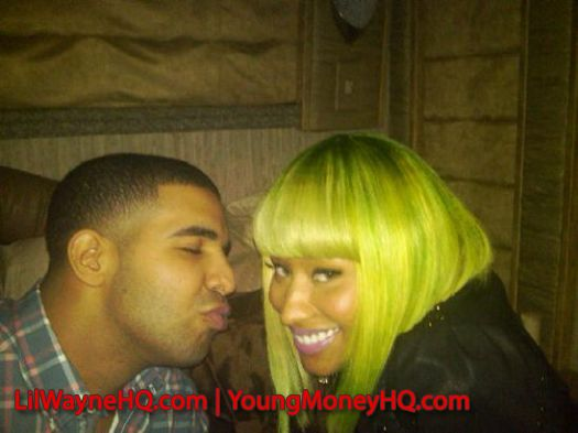 Drake & Nicki Minaj Nominated At The 2010 MTV VMAs